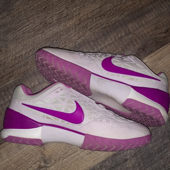 huella Guijarro espada  Nike Shoes | Pink Nike Air Max Cage Dragon Tennis Shoes | Poshmark